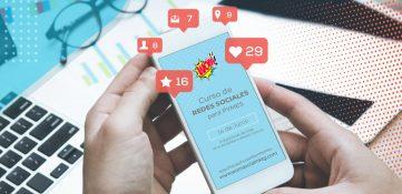 ¿Por qué tomar un curso de Social Media?